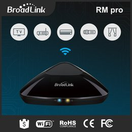 $enCountryForm.capitalKeyWord Canada - Wholesale-Original Broadlink RM2 RM PRO Universal Intelligent Remote Controller Smart Home Automation WIFI+ IR+ RF Switch Via IOS Android