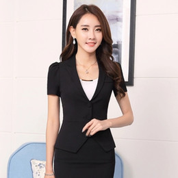 Discount Casual Summer Blazer Ladies | 2017 Casual Summer Blazer ...