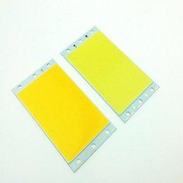 Высокое качество 12-14 в прямоугольник початка LED чип 15 Вт бусины теплый белый / холодный белый 100lm 3 года гарантии новый 2 шт.