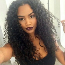 Discount deep part wigs - U Part Wigs With Baby Hair Glueless Deep Wave Full Lace Human Hair Wigs 8-32inch LaurieJ Hair