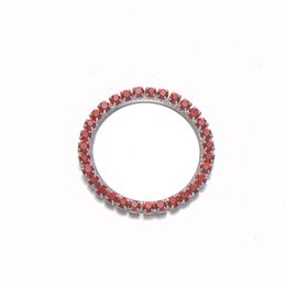 $enCountryForm.capitalKeyWord UK - (L0739-32) free shipping 20 pcs lot 32mm diameter,25mm Inner Circle Blank Setting With Rhinestones Flatback, For Hair Flowers