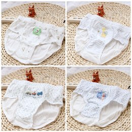 Sous Mode Pantalon Pas Cher-Baby Briefs Girls Boys Underpants 2017 Mode Enfants Cartoon Cotton Short Pantalons Knickers Under Drawers Enfants Vêtements en gros XY303