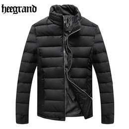 $enCountryForm.capitalKeyWord Canada - Wholesale- HEE GRAND Hot Sale Man Winter Korean Style Popular Cotton Coats Men's Fashion Casual Slim Jacket Coat Male Warm Overcoat MWM1525