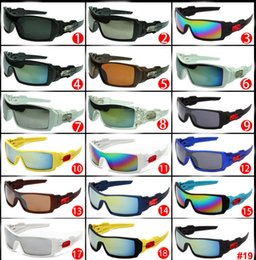19 Colors 2017 Popular Sun glasses Eyewear Big Frame Sunglasses Brand Designer Sunglasses for Men and Women Cheap Sunglasses from cheap designer frames for men manufacturers