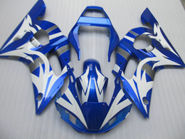 $enCountryForm.capitalKeyWord NZ - Fairing kit for Yamaha YZF R6 98 99 00 01 02 blue white bodywork fairings set YZFR6 1998-2002 OT04