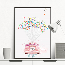 Wedding car set australia new featured wedding car set at best pink wedding car custom fingerprint signature guest book with 2 sets ink pad gift canvas painting diy art drawing best souvenirs junglespirit Choice Image