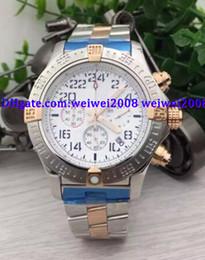 $enCountryForm.capitalKeyWord Canada - Luxury watch men chronomat blackbird special edition watches two tone watch quartz chronograph watch men wristwatches