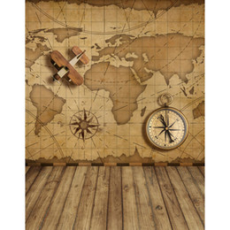 Toys world map canada best selling toys world map from top sellers world map wall photography backdrop vinyl compass airplane toy kids photo backdrops children background brown wooden floor gumiabroncs Image collections