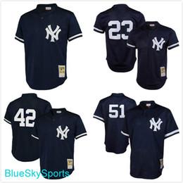 sports shoes 43910 02d99 mlb jerseys new york yankees 2 derek jeter 1995 mesh batting ...