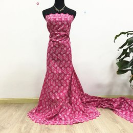 Dry Pack Shipping NZ - Hot Sales African Swiss Voile Lace, 029 Free Shipping(5 yards pack), 100%cotton African Wedding Party Dry Lace Clothes