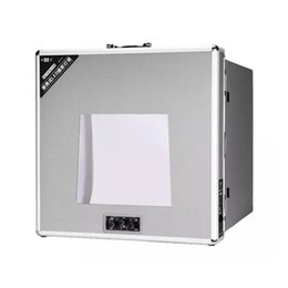 $enCountryForm.capitalKeyWord Canada - T4730 Portable Photo Box Folding Stepless Studio Shooting LED Light Tent Kit for Camera Phone Photography