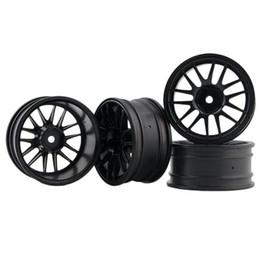 $enCountryForm.capitalKeyWord UK - RC Aluminum Wheel 4pc D:52mm W:26mm Fit HSP 1:10 On-Road Drift Car Rim 9062ALH