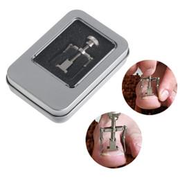 Ingrown Nail Pedicure Canada - Ingrown Toe Nail Correction Tool Nail Care Fixer Pedicure Foot Toenail Recover