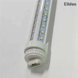 $enCountryForm.capitalKeyWord NZ - T8 LED Tubes Lights 4ft 30W V-shaped Single Pin FA8 R17D AC85-265V PF0.95 3000LM 192LEDs 2835SMD 1200mm Fluorescent Bulbs Direct China