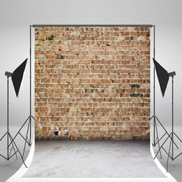 $enCountryForm.capitalKeyWord Canada - Photography Backdrops Red Brick Wall Photo Studio Background with White Floor Backdrop for Wedding