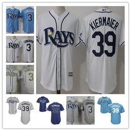944321906 ... Mens Tampa Bay Rays Jersey 39 Kevin Kiermaier 3 Evan Longoria navy blue  gray white camo ...
