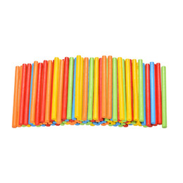 China Wholesale- 1Set Early Teaching Aids Counting Sticks Toy Children's Learning Game Stick Bar Counting Rod Math Arithmetic supplier rod games suppliers