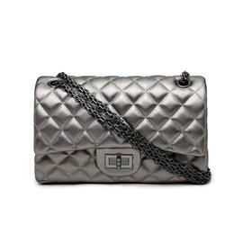 $enCountryForm.capitalKeyWord Canada - Fashion Brand Quilted Diamond Plaid Chain Shoulder Bag High Quality Leather CrossBody Clutch Bag Flip Cover Lock Hasp Designer Women Handbag