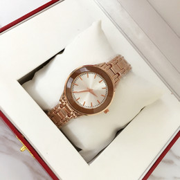 Fashion popular watch online shopping - 2017 Hot sale popular Luxury Steel Women Watches Classic Quartz Japan Movement Dress Watch Bracelet special style Lady Brand Watch Quartz