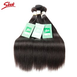 Sleek hair extensions wholesale canada best selling sleek hair rebecca sleek brand brazilian hair bundle top quality silky straight weaves hair extensions natural raw indian straight hair weaves 8 30inch pmusecretfo Gallery
