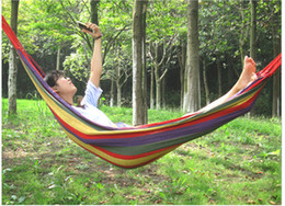 Wholesale Children s Swing Tree Tents Easy Carry Tent Hammock Summer Outdoors Hiking Camping Hanging Bed Canvas Patchwork Fast Shipping