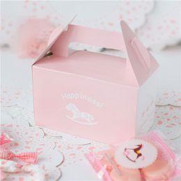 $enCountryForm.capitalKeyWord NZ - Free shipping endomorph packaging cup cake box pink trojan pudding bottle portable box