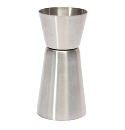 $enCountryForm.capitalKeyWord UK - Lowest Price 20 - 50ml 2-End Jigger Shot Measure Cup Cocktail Drink Wine Shaker Stainless Bar