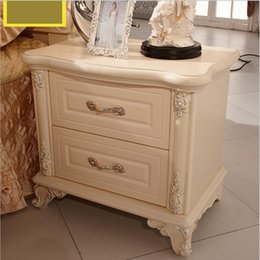 $enCountryForm.capitalKeyWord Canada - new arrival hot selling beautiful design high quality bed Fashion European French Carved bed nightstands 10143