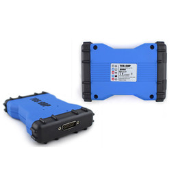 free pro 2019 - Wholesale- Free Shipping New VCI V2015.R1 Free Active TCS CDP Pro PLUS VCI TCS CDP Diagnostic Tool Tcs Scanner As CDP MV