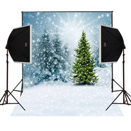 Chinese  sunshine mountain forest snow scenic photography backdrops for baby newborn photos camera fotografica digital props photo background vinyl manufacturers