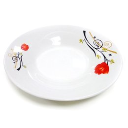5 Pieces Dinner Plates Creative Ceramic Tableware Plate Dinnerware 8-Inch Floral Print Customizable Color Logo Food Dish  sc 1 st  DHgate.com & Inch Dinner Plates Australia | New Featured Inch Dinner Plates at ...