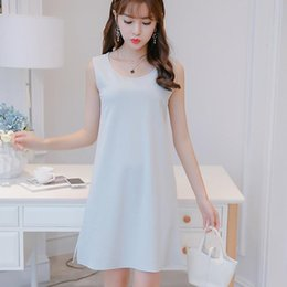 Barato Vestidos De Verão Korea Mini-Mulheres Summer Bodycon Dress 2017 Party Women New Fashion Sexy Mini Plus Size Cute O-Neck A-Line Primavera mangas de vestidos Coreia