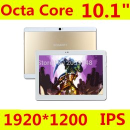 $enCountryForm.capitalKeyWord NZ - Wholesale- Promotion 10.1 Inch S109 Tablet Computer BOBARRY Tablet PC Octa Core Android 6.0 Tablet pcs IPS Screen GPS laptop Rom 32GB