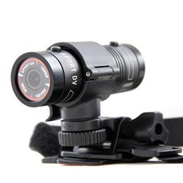 Sport Small Hd Camera Canada - Wholesale-NEW F9 FULL HD 1080P Small Sport Action Helmet Camera DV DVR Sport CAM CMOS extreme sport Camcorder aluminum
