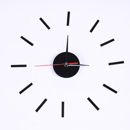 Beautiful Office Clocks For Sale Acrylic Plastic Wall Sticker Clock Living And Decor