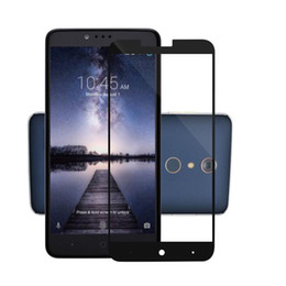 G3 pro online shopping - For ZTE zmax pro z981 LG K20 Plus LV5 V5 Screen D Protector Full Tempered Glass Explosion Proof with Retail packaging D