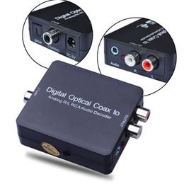 $enCountryForm.capitalKeyWord NZ - Freeshipping Digital Optical Coax T-oslink to Analog R L RCA Audio Decoder Converter adapter for TV PS3 Xbox 360 Blu-Ray player HD DVD