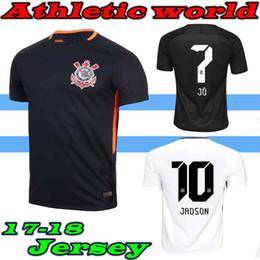 2017 2018 Outdoors Club Corinthian Paulista Brazil Jersey 17 18 home away  CASSIO Top best quality Sports shirts Jerseys cheap brazil away l soccer  jersey ... ee5b2ba13