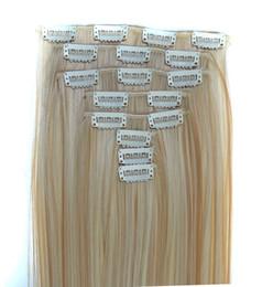 Marley braiding hair online shopping - clip in hair extension synthetic straight hair gram drop shipping synthetic synthetic braiding hair clips marley twist