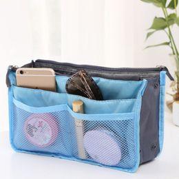 $enCountryForm.capitalKeyWord Canada - Newest Nylon Cosmetic Bag Female Makeup Bags Organizer Women Travel Beauty Bags Lady Cosmetic Bag Free DHL