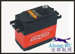 HigH torque gear online shopping - kingmax DCS2016SP g kg cm torque high voltage waterproof metal gears standard servo