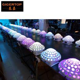 Free magic ball online shopping - DMX512 Disco DJ Stage Lighting Digital LED RGB Crystal Magic Ball stage Effect Light Good quality