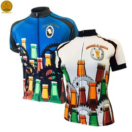 $enCountryForm.capitalKeyWord NZ - Women Customized NEW 2017 JIASHUO Gears Beers Bike mtb road RACE Team Funny Pro Cycling Jersey   Shirts & Tops Clothing Breathing Air