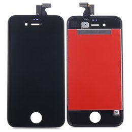 $enCountryForm.capitalKeyWord NZ - 2016 NEW For iPhone 4G 4S LCD Display with Touch Screen Panels Digitizer Full Assembly Replacement Parts Black White Free Shipping