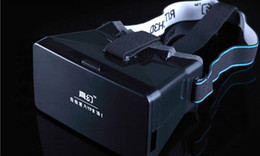 Virtual reality priVate theater glasses online shopping - F17696 RITECH D VR Glasses Mobile Phone Virtual Reality Magic Box Glass Helmet Private Theater Cinema Moive for Smartphone