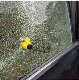 Discount mini hammer keychain - Mini car keychain broken windows Safety belt cutter safety hammer escape factory wholesale essential artifact