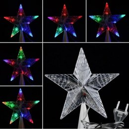 Lighted Star Christmas Tree Topper Canada Best Selling Lighted
