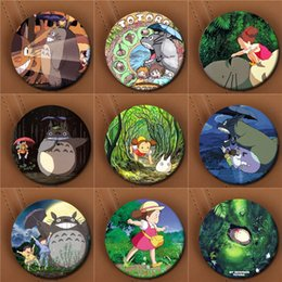 $enCountryForm.capitalKeyWord Canada - Wholesale- Youpop Japanese Anime My Neighbor Totoro Album Brooch 2016 New Pin Badge Accessories For Clothes Hat Backpack Decoration XZ0039