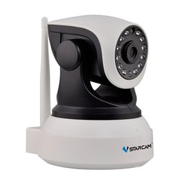 Cctv Wifi Ip Australia - VStarcam C7824WIP IP Camera WiFi Wireless Home Security Camcorder Surveillance Camera 720P Baby Monitor Night Vision CCTV Camera