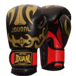 b6964d905 Atacado New MMA PU Luvas de Boxe Luvas de Treinamento Metade do Dedo Muay  Thai Kick Luvas de Luta Para Adultos Frete Grátis